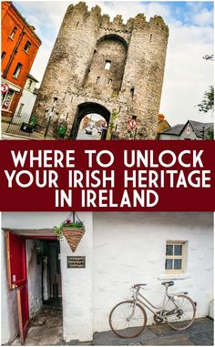 A journey to Ireland's Ancient East is more than just a holiday to Ireland, it's an opportunity to connect with your Irish heritage and ancestry, if indeed you have some, or just to sample 5,000 years of Irish history, as well as a Guinness!