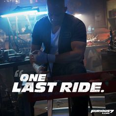 Furious 7: One last ride with Paul Walker – The Express Tribune Blog