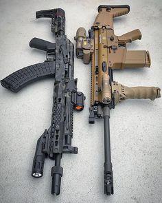 Save those thumbs Airsoft Guns, Weapons Guns, Guns And Ammo, Big Guns, Cool Guns, Tactical Rifles, Firearms, Shotguns, Survival Weapons