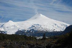 Volcán Villarrica, Ruta Kawellu-Co