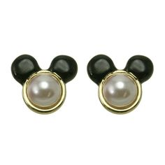 Mawi for Disney Couture Gold Pearl Stud Earrings Disney Couture Jewelry, Daisy London, Lola Rose, Pearl Stud Earrings, Jewelry Gifts, Fashion Jewelry, Trendy Fashion Jewelry, Pearl Studs, Costume Jewelry