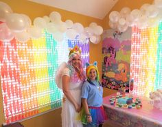 Brooke's My Little Pony Party | CatchMyParty.com