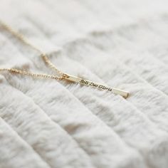 - Love Necklace, Arrow Necklace, Pendant Necklace, Grace And Co, Soli Deo Gloria, Gods Glory, Great Conversation Starters, Christian Jewelry, Hair Jewelry