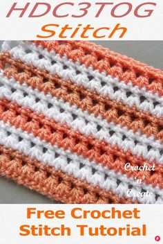 Free crochet stitch tutorial for design, lovely stitch pattern which is ideal for blankets, scarves baby crochet etc. to find the free crochet stitch instructions on CLICK the picture and scroll down the page for USA and UK formats. Crochet Stitches For Blankets, Crochet Stitches Free, Afghan Crochet Patterns, Stitch Patterns, Knitting Patterns, Crochet Afghans, Crochet Patterns For Scarves, Dishcloth Crochet, Crotchet Patterns