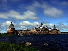 Соловецкий монастырь, Архангельская область/Solovetskiy Monastery, Archangelsk Region of Russia