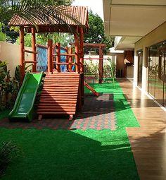 Parque infantil VC Construtora                                                                                                                                                                                 Mais