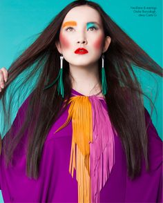 POP UP! is an anticipation of the Spring inspired by a South American flavor reminiscent of the strong colors of its native people and landscape. Check out the new fashion story of INEDITO MAGAZINE by birikbutik.com>>> http://www.birikbutik.com/en/blog/INEDITO-magazine-february-2014-issue-10/