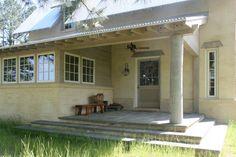 'Worker's cottage.' Pursley Dixon Architecture, Charlotte, NC.