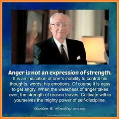Cultivate within yourselves the mighty power of self-discipline Prophet Quotes, Gospel Quotes, Mormon Quotes, Lds Quotes, Religious Quotes, Uplifting Quotes, Spiritual Quotes, Spiritual Messages, Gordon B Hinckley Quotes