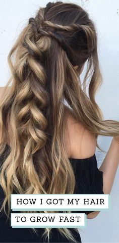 gorgeous long stunning hair <3