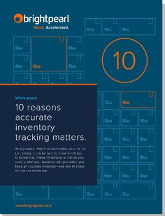 10 Reasons Accurate Inventory Tracking Matters | Brightpearl