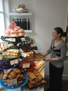 Monica, our Motcomb street manager must visit in Belgravia