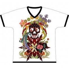 Mode « Bonnie Colin Imprimés pour Christian Lacroix Dessins pour les imprimés textiles de la Collection Christian Lacroix Automne/hiver 2006