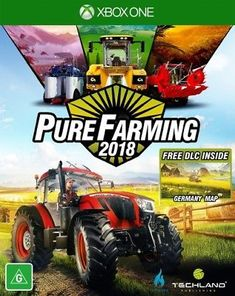 PREORDER - Pure Farming 2018 - Xbox One game - BRAND NEW: $53.23 End Date: Thursday Mar-22-2018 15:30:10 PDT Buy It Now for only: $53.23…