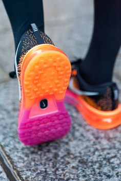 Nike kicks - not just for runners and fitness enthusiasts, for anyone that likes style and comfort