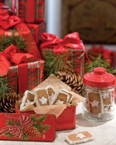 Five Favorite Christmas Cookies - Belgian Spiced Wafers are enlivened by an unusual ingredient–Chinese five-spice powder–and trimmed in sparkling sugar.