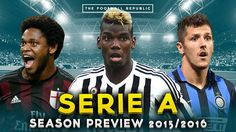 2015/16 SERIE A PREVIEW with Mina Rzouki, Squawka Dave & Rossoneri TV! - http://tickets.fifanz2015.com/201516-serie-a-preview-with-mina-rzouki-squawka-dave-rossoneri-tv/ #Football