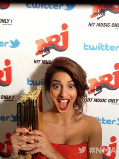 Tal au NRJ Twin Peaks, Music Awards, Singer, Let It Be, Stars, Party, Movies, Movie Posters, Actresses