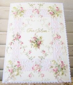 Carol Wilson Mother's Day Card – Pastel Roses « Blast Gifts