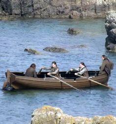 Outlander Season 3 Set | Dunure, Scotland | Sept. 15, 2016