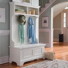 FREE SHIPPING! Shop Wayfair for Home Styles Bedford Entryway Hall Tree - Great Deals on all Furniture products with the best selection to choose from!