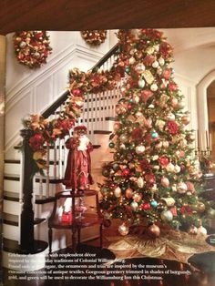 "Pinner wrote: ""My holiday designs made cover and opening pages in new Frontgate Holiday catalog!  Will pin more pics! Frontgate.com"""