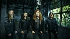 Dystopia · Megadeth · Music Review Politics spoils the metal mastery of Megadeth's Dystopia · Music Review · The A.V. Club