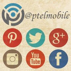 Did you know? PTel Mobile is also on Twitter, Facebook, Instagram, Google+ and YouTube(coming soon)! Follow/Like @PTel Mobile on these sites to get the latest info about our upcoming #ptelmadness social media contest. Brace yourselves...we have something awesome in the works. ;] #ptelmobile #ptel