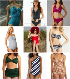 25 Totally Flattering Swimsuits for Under $100