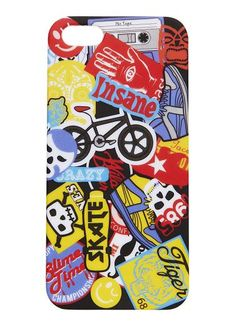 Teen boy printed phone case. Suitable for iphone 5