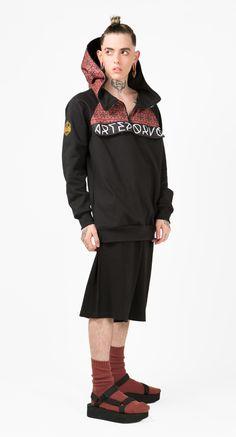 Sudadera online Kyoto BRX para #hombre. Ropa y accesorios de Arteporvo, fabricadas en #algodón de alta calidad y hecho en #Barcelona - https://arteporvo.com/ropa-accesorios/sudadera-kyoto-brx-hombre/ #fashion #menfashion #men #modaparachico #rave #arteporvo #arteporvoesunestadomental #conflictsfree #alternativefashion #underground #ravefashion #chico #Barcelonafashion