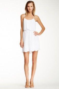 a9e934cf6e3 Daisy Street T-Shirt Dress with Sheer Insert