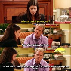 Series Movies, Series 3, Movies And Tv Shows, How I Met Your Mother, I Meet You, Told You So, Barney And Robin, Netflix Tv Shows, Yellow Umbrella