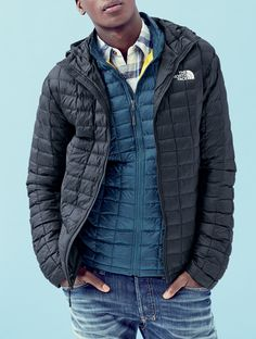 Great layering piece for extra chilly days.