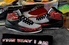 "Eminem x Air Jordan 2 ""The Way I Am"" – 2008"