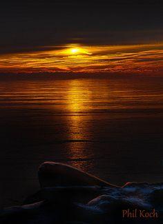 *sunset
