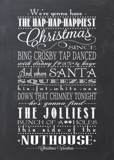 Absolutely BEST Christmas Quote!!! LOL!!