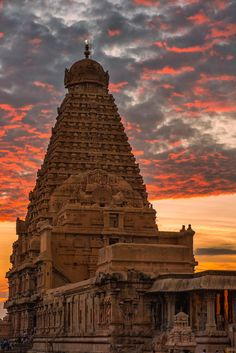 Photograph Brihadeeswarar Temple by Abbas Lamouri on 500px