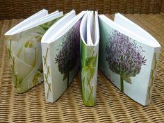 Handbound books by Marleen Derweduwen