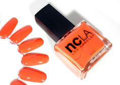 HaySparkle: NCLA 'I Only Fly Private' Nail Lacquer Review