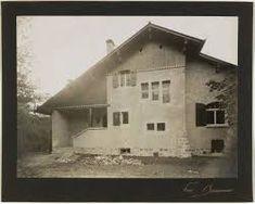 """maurice braillard""的图片搜索结果 Cabin, House Styles, Home Decor, Decoration Home, Room Decor, Cabins, Cottage, Home Interior Design, Wooden Houses"
