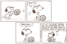 so i found this website with a WHOLE bunch of tennis snoopy comics. and they were ALL so great that i just had to share them. Tennis Tips, Le Tennis, Peanuts Cartoon, Peanuts Snoopy, Snoopy Love, Charlie Brown And Snoopy, Tennis Crafts, Tennis Funny, Tennis Humor