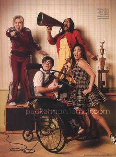Glee - Rolling Stone
