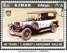 Ajman-Fiat 520 Torpedo de 1928