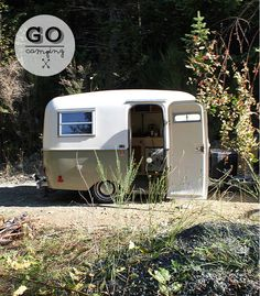 Let's Go Camping! Vintage Boler.