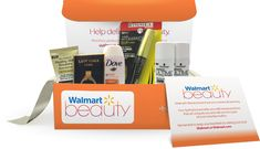 Walmart Beauty Box | Savings on Brand Name Products