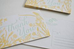 The Best Thank You Cards on Etsy - The Neo-Trad