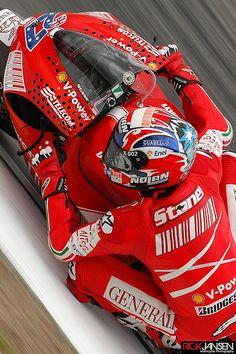 MotoGP 2009 Casey Stoner