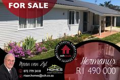 This wooden cottage has a sheltered position in Meerensee, part of the Middelvlei Nature Estate, a mere 12 kilometers from Hermanus. This exclusive estate is a nature lovers' paradise. Meerensee neighbours the Botriver Estuary and is just a short walk away from the sandy beach of this part of the Atlantic Ocean. #CCH #westerncape #hermanus #familyhome #3bedroom #meerenseeproperties #amenities #propertiesforsale #homeforsale #propertyforsale Wooden Cottage, 3 Bedroom House, Atlantic Ocean, Coastal Homes, Property For Sale, Paradise, Home And Family, Lovers, Lifestyle