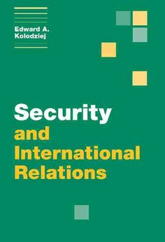 Helping students identify and discuss main issues in international security today, this book evaluates the contending schools of thought and their key assumptions. It explains why states use-- or chos